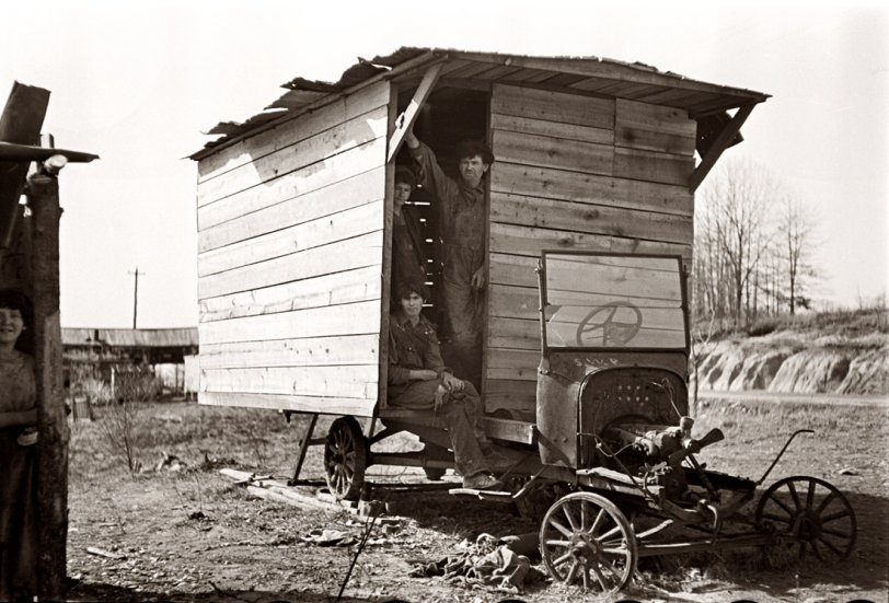 Immobile Home: 1936