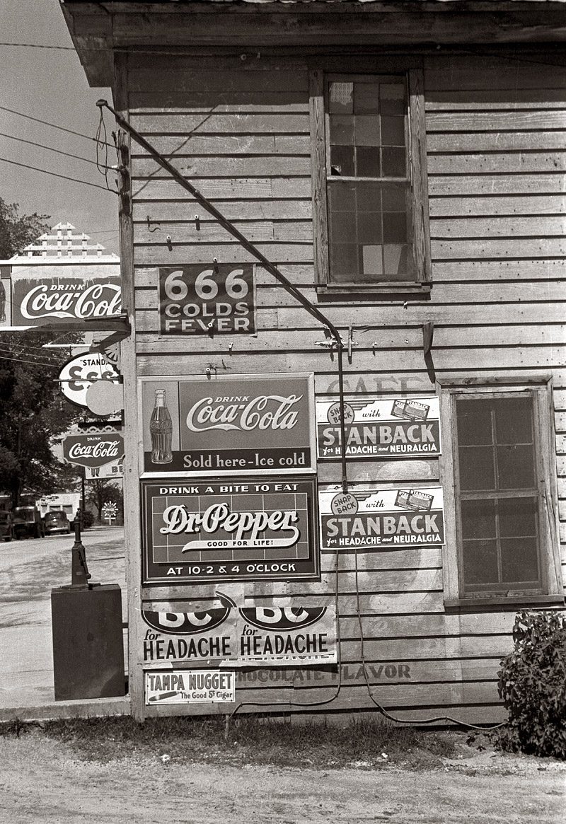 Drink a Bite to Eat: 1938