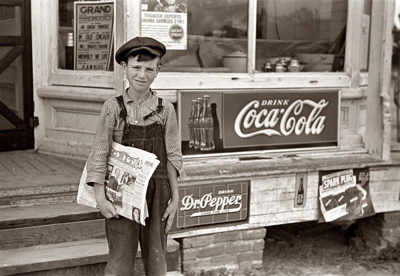 Grit n Coke: 1938