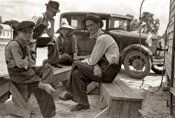 Shooting the Breeze: 1938