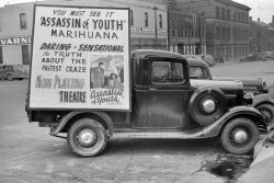 Assassin of Youth: 1938