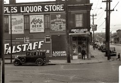 Peoples Liquor: 1938