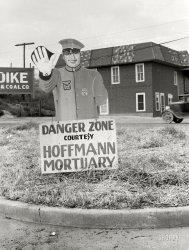 Danger Zone: 1938