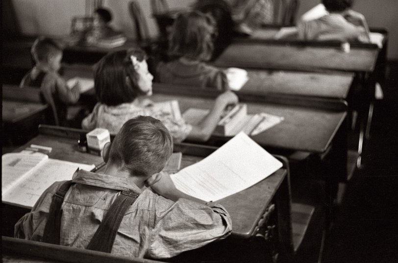 School Days: 1939