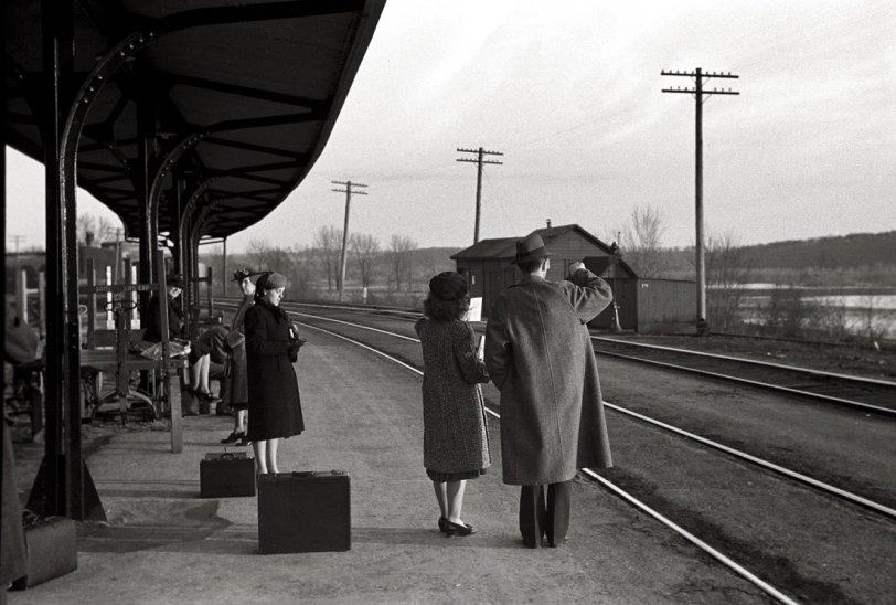 Departures: 1940