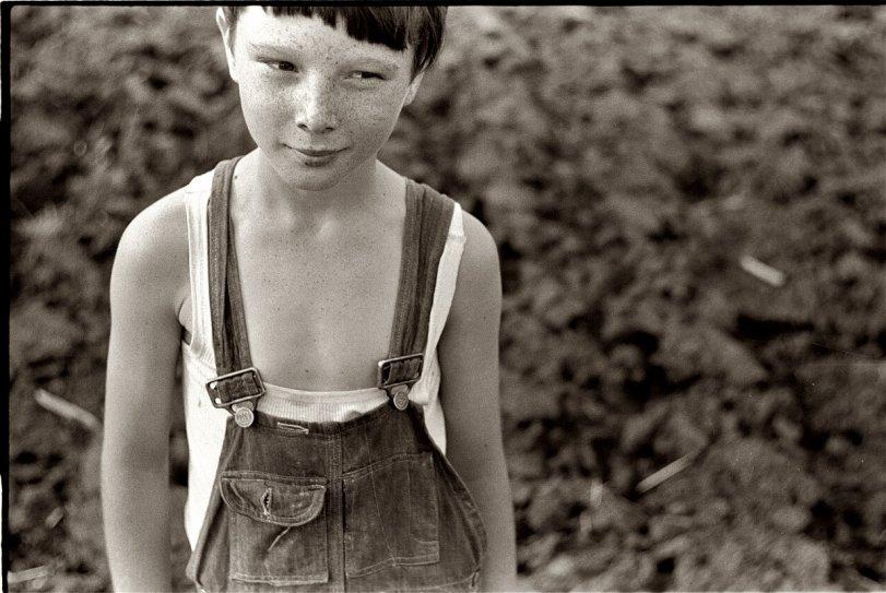 Farm Boy: 1940