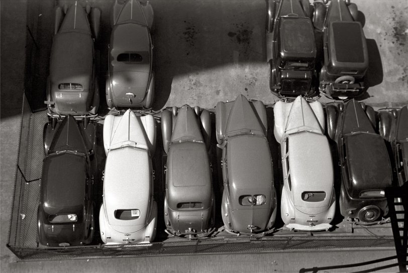Parked Tight: 1940