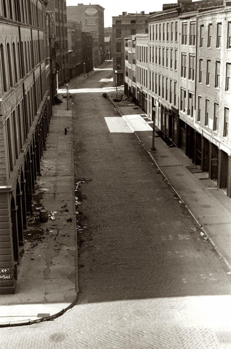 Dead End: 1940