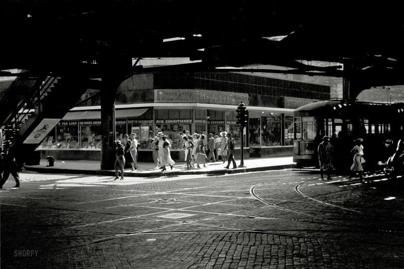 Shadowland: 1940