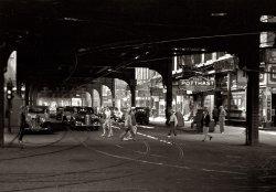 Under the El: 1940