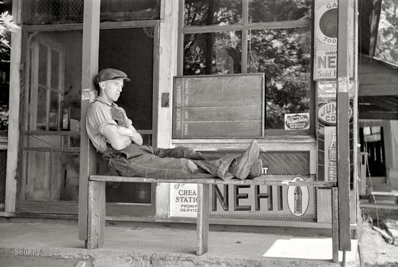 Nehi Guy: 1938