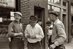 Men of Steel: 1938