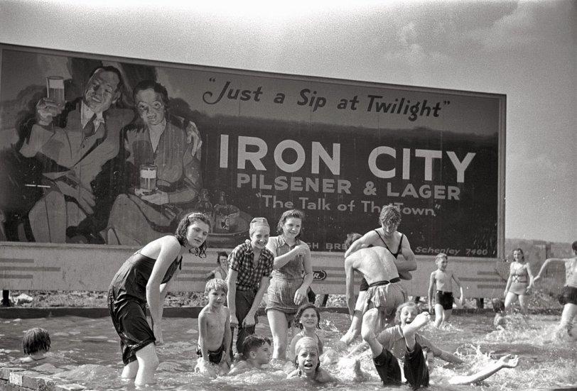 Just a Dip At Twilight: 1938