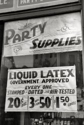 Party Balloons: 1939