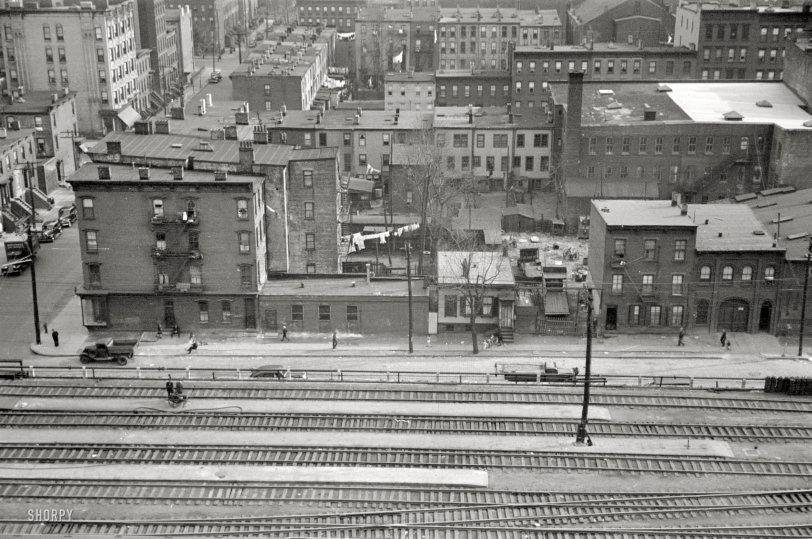 Jersey City: 1939
