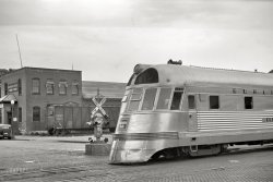 Burlington Zephyr: 1939