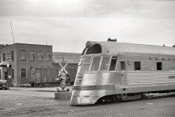 Burlington Zephyr: 1939