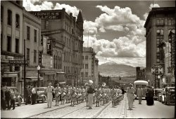 Butte Parade: 1939
