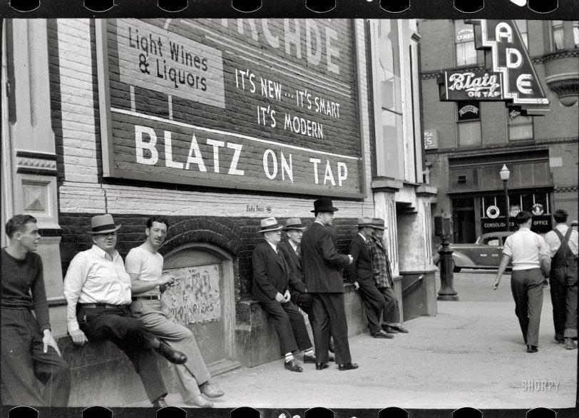 Blatz on Tap: 1939