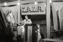 Zaza: 1939