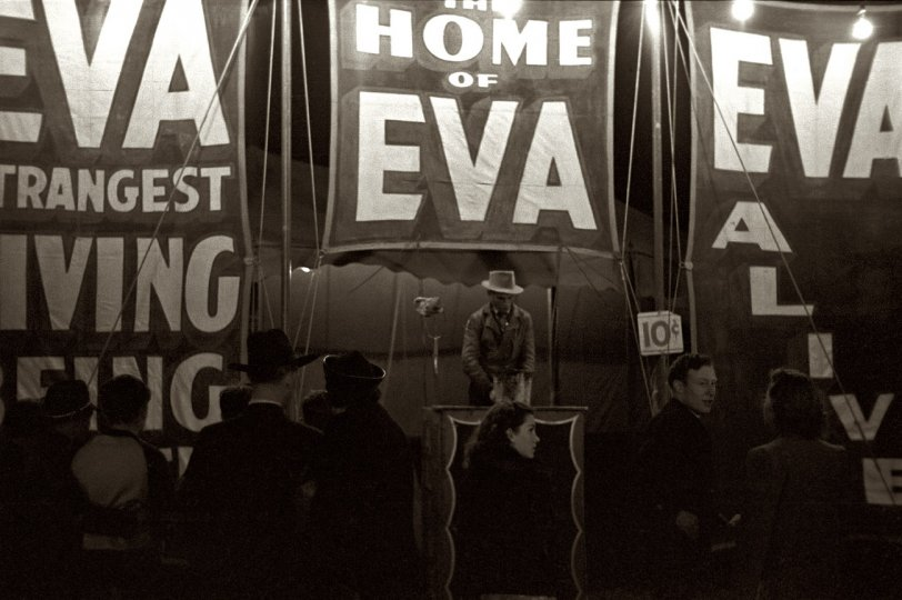 Home of Eva: 1939