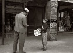 Small Town News: 1939