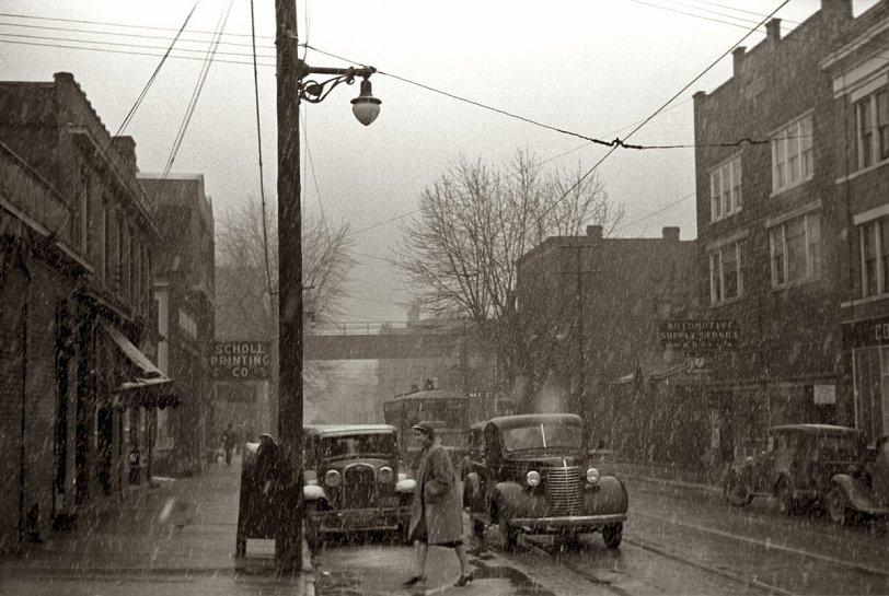 Sleet Street: 1940