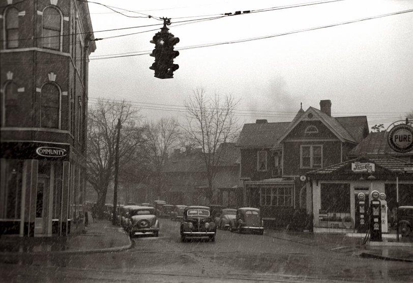 Parkersburg: 1940