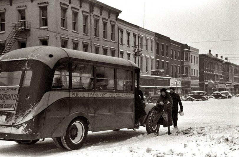 No. 8 Bus: 1940