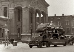 Buick Transport: 1940
