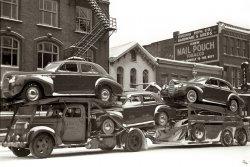 Sleigh Ride: 1940