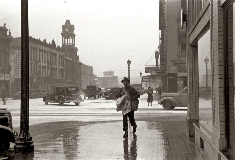 Wintry Mix: 1940