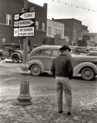 Mt. Vernon Straight Ahead: 1940