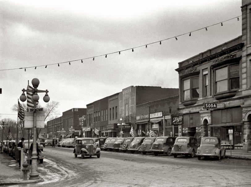 Salem: 1940