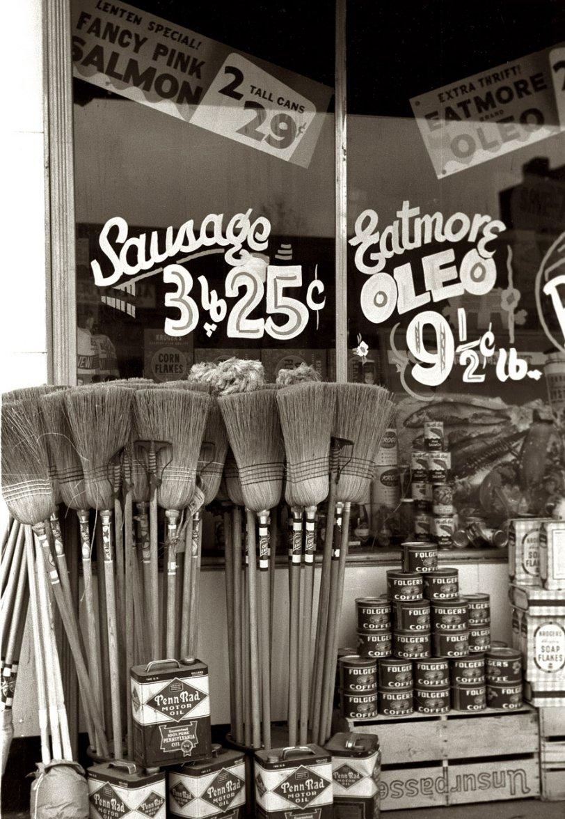 Eatmore Oleo: 1940