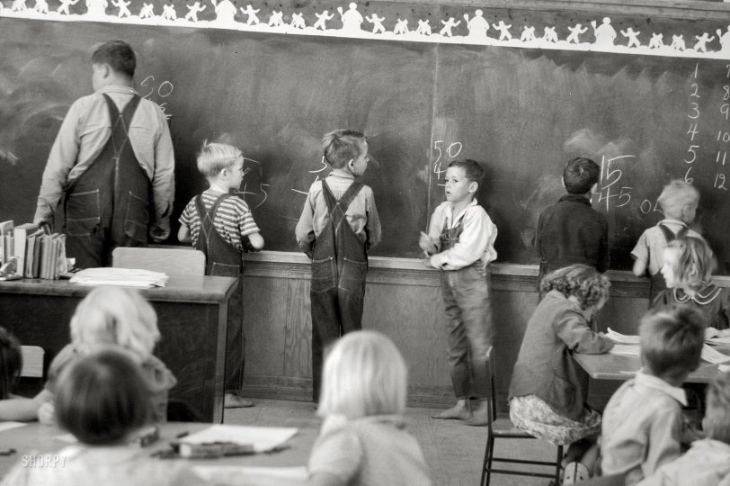 New Math: 1942
