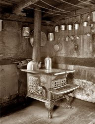 The Old Stove: 1935