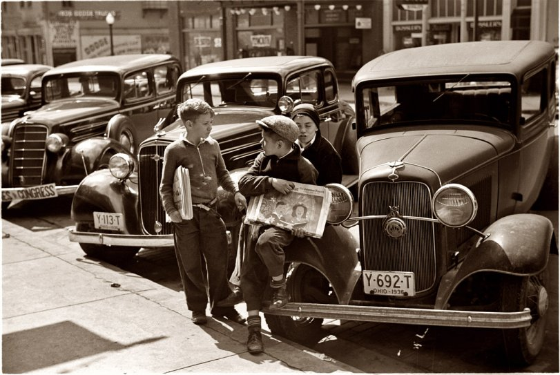 Easter Sunday, 1936