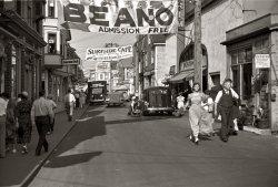 Beano Admission Free: 1935