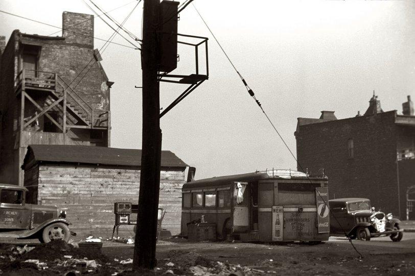 Tasty Hamburgers: 1941