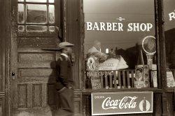 Black Belt Barber: 1941