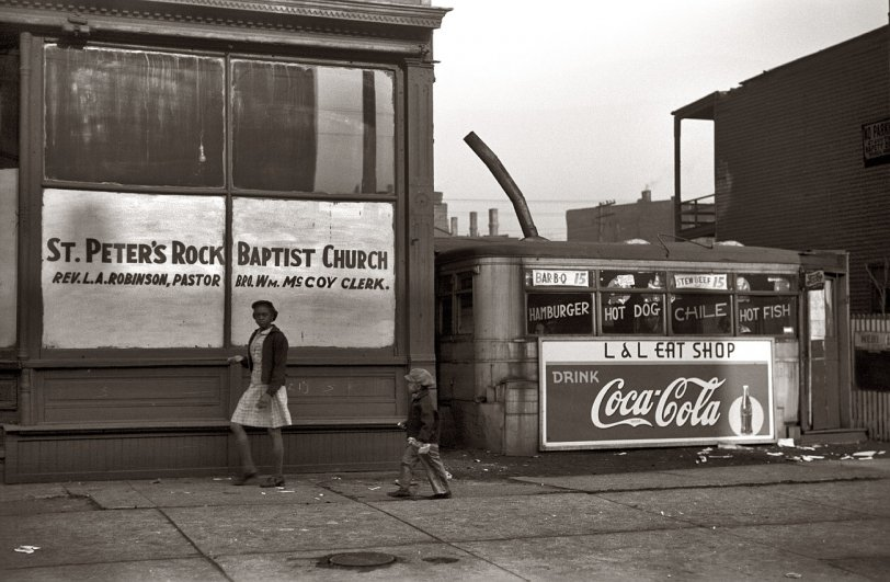 Soul + Food: 1941