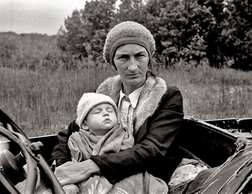 Ozark Mother: 1935