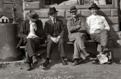 Benched: 1935