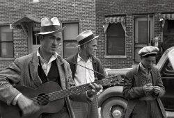 Tennessee Troubadour: 1935