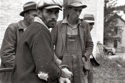Maynardville Men: 1935