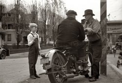 Future Biker: 1935