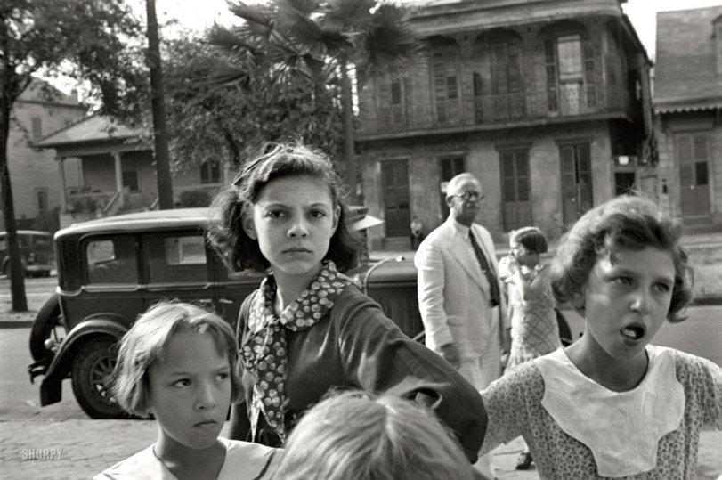 Southern Belles: 1935