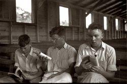 Sunday School: 1937
