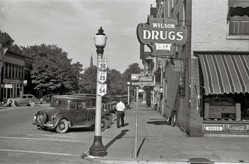 Street Life: 1938